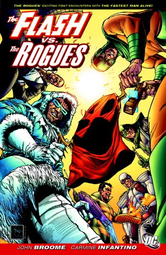 Flash vs. The Rogues (1401224970) by John Broome