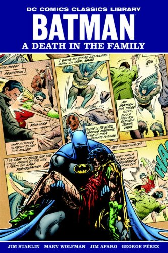 9781401225162: Batman: A Death in the Family (DC Comics Classic Library)