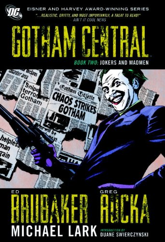 9781401225216: Gotham Central, Vol. 2: Jokers and Madmen