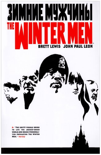 The Winter Men: Brett Lewis