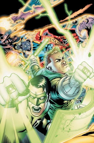 9781401225292: Green Lantern Corps Emerald Eclipse TP