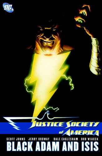 9781401225308: Justice Society of America: Black Adam and Isis