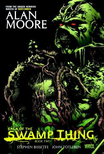 Saga of the Swamp Thing: Alan Moore