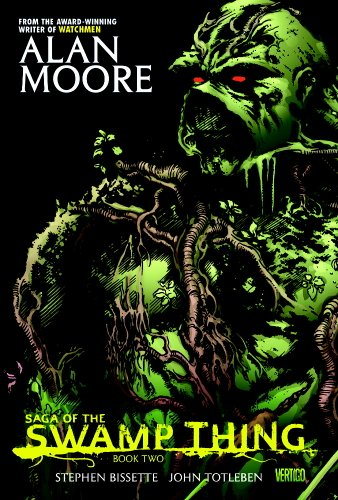 9781401225322: Saga of the Swamp Thing, Book 2