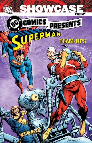 Showcase Presents: DC Comics Presents Superman Team-Ups Vol. 1