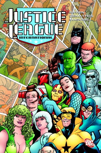 9781401225384: Justice League International, Vol. 3