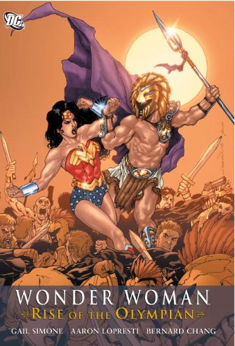 9781401225407: Wonder Woman Rise Of The Olympian HC