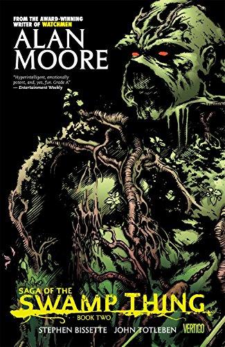 9781401225445: Saga of the Swamp Thing 2