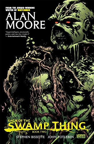 9781401225445: Saga of the Swamp Thing, Book 2