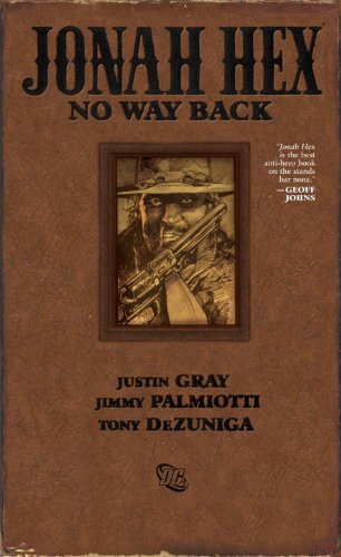 9781401225506: Jonah Hex: No Way Back
