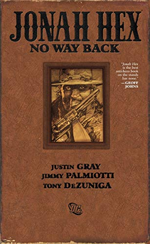 9781401225513: Jonah Hex: No Way Back
