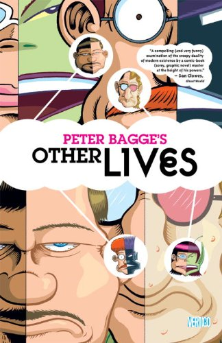 Other Lives: Peter Bagge