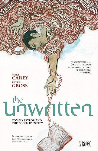 9781401225650: Unwritten Vol. 1: Tommy Taylor and the Bogus Identity