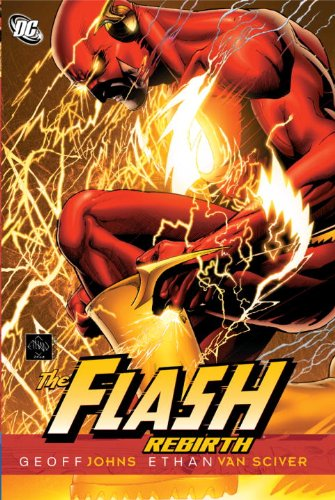 The Flash: Rebirth: Johns, Geoff