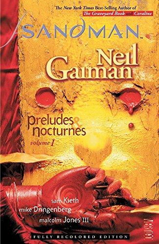 THE SANDMAN. PRELUDES & NOCTURNES VOLUME 1: Gaiman, Neal