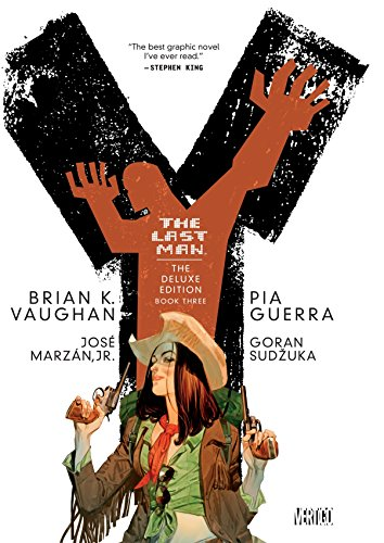 9781401225780: Y: The Last Man, Book 3, Deluxe Edition