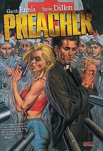 9781401225797: Preacher Book Two
