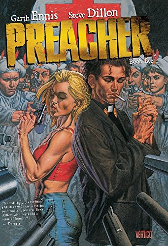 Preacher Book Two (1401225799) by Garth Ennis