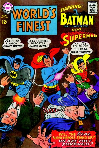 Showcase Presents World's Finest Vol. 3 (9781401225858) by Hamilton, Edmond; Various