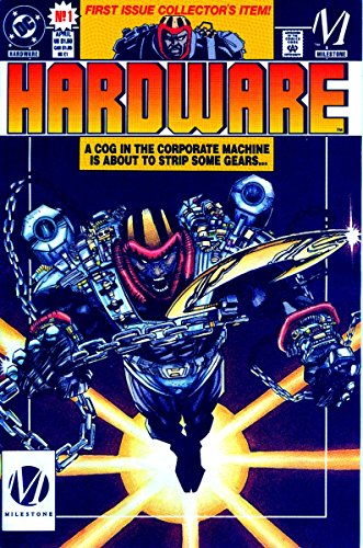 9781401225988: Hardware: The Man in the Machine