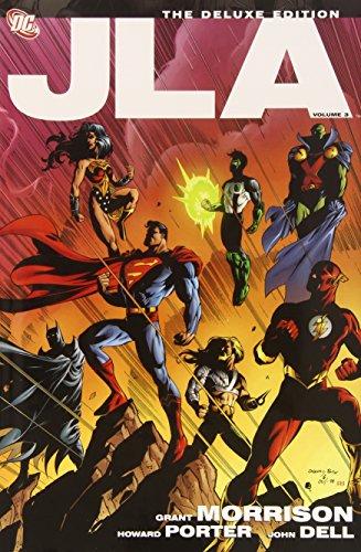 9781401226596: Jla Deluxe Edition HC Vol 03 (Jla (Justice League of America))