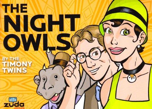9781401226732: Night Owls Vol. 1