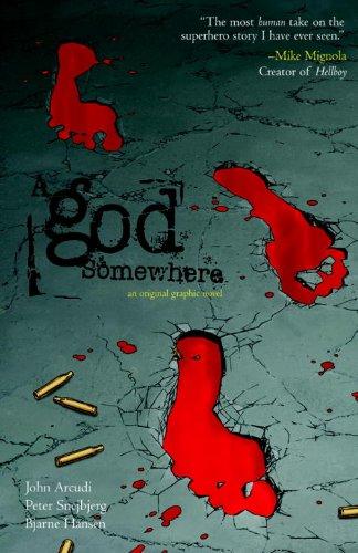 9781401226831: A God Somewhere