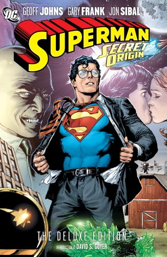 Superman: Secret Origin: Johns, Geoff