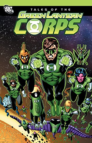 9781401227029: Tales Of The Green Lantern Corps TP Vol 02