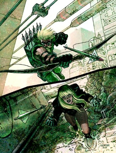Green Arrow/Black Canary: Big Game: Andrew Kreisberg
