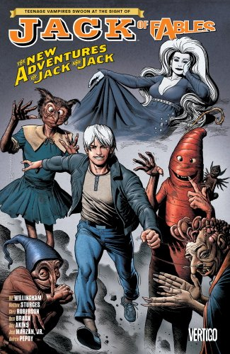 9781401227128: Jack of Fables Vol. 7: The New Adventures of Jack and Jack
