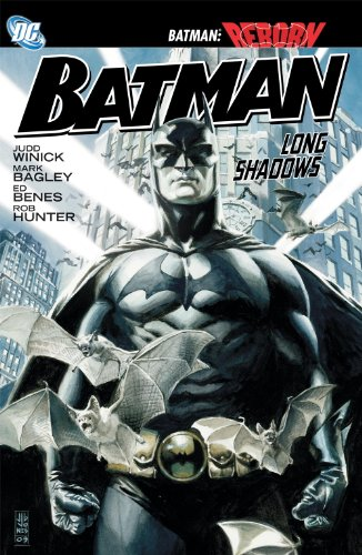 9781401227203: Batman: Long Shadows