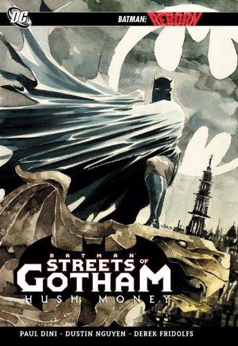 9781401227210: Batman: Streets of Gotham Vol. 1: Hush Money