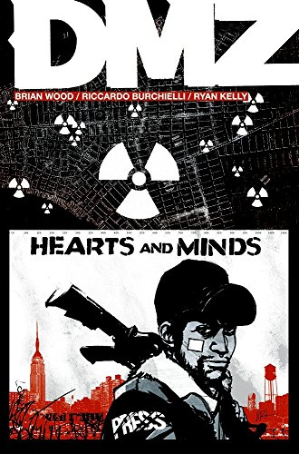9781401227265: DMZ Vol. 8: Hearts and Minds
