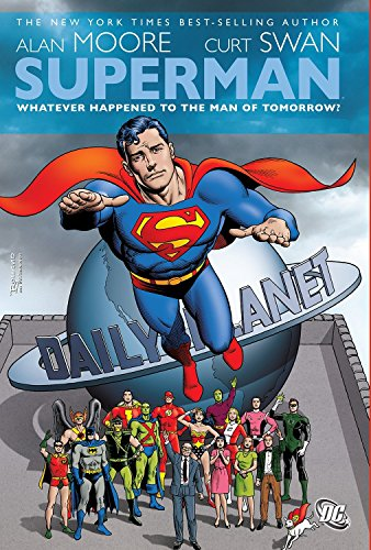 Superman Whatever Happened To Man Of Tomorrow TP (Paperback)