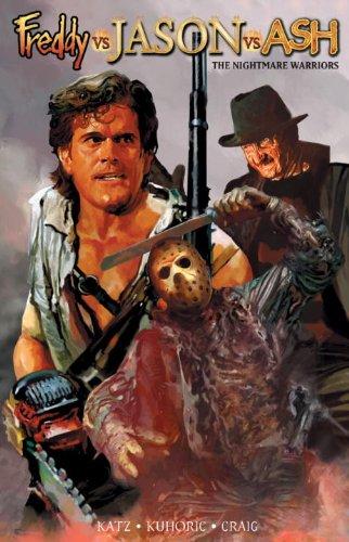 9781401227524: Freddy vs Jason vs Ash: The Nightmare Warriors