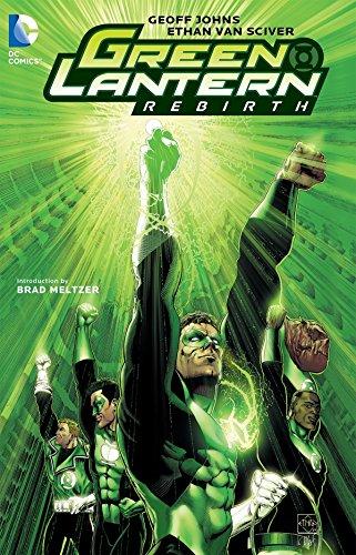 9781401227555: Green Lantern: Rebirth