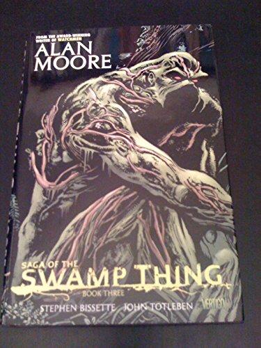 9781401227661: Saga of the Swamp Thing Book Three