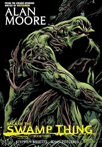 9781401227678: Saga of the Swamp Thing, Book 3