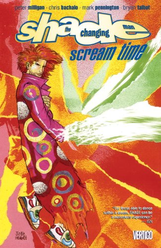 9781401227685: Shade the Changing Man Vol. 3: Scream Time