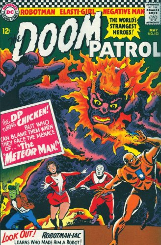 9781401227708: Showcase Presents The Doom Patrol TP Vol 02