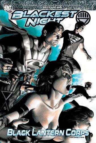 9781401227852: Blackest Night: Black Lantern Corps Vol. 2
