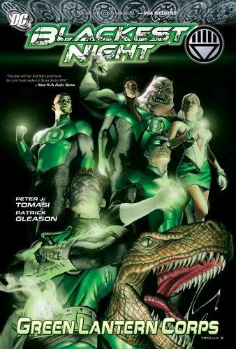 9781401227883: Blackest Night: Green Lantern Corps