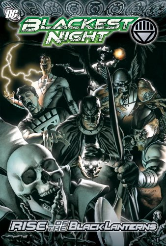 9781401227890: Blackest Night: Rise of the Black Lanterns