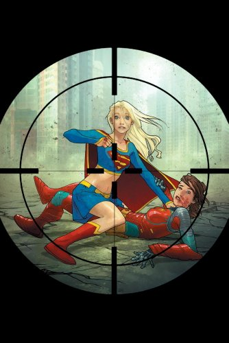 9781401227951: Supergirl: Friends and Fugitives (A Superman Krypton Collection)