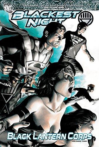 9781401228033: Blackest Night: Black Lantern Corps Vol. 2