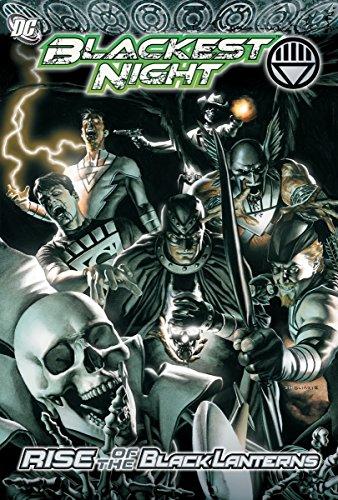 9781401228064: Blackest Night: Rise of the Black Lanterns