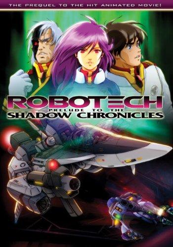 Robotech: Prelude to The Shadow Chronicles: Jason Waltrip, John