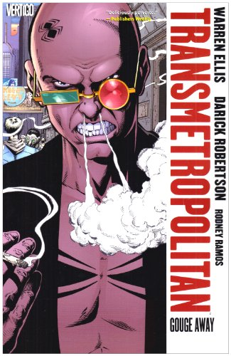 9781401228187: Transmetropolitan TP Vol 06 Gouge Away New Ed