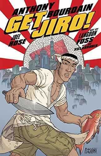 9781401228286: Get Jiro!